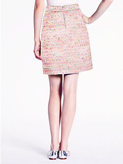 tweed pamela skirt