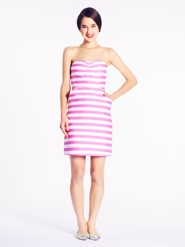 striped betsy dress