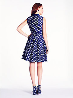 gingham addison dress