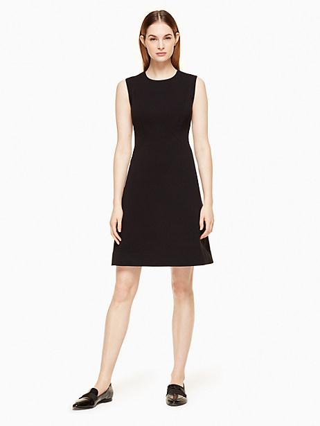Kate Spade Sicily Dress, Black - Size 0