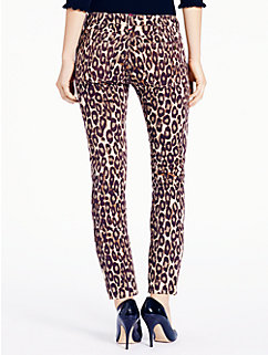 autumn leopard broome st jean by kate spade new york