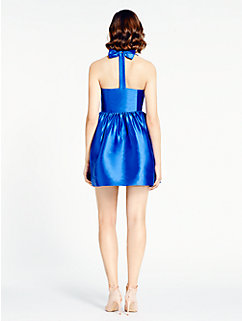 bow back fit and flare dress by kate spade new york