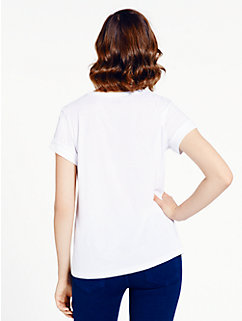 get carried away tee by kate spade new york