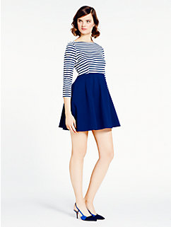 space stripe selma dress by kate spade new york