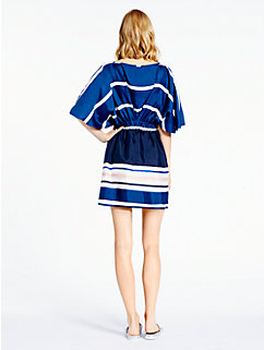stripe caftan dress by kate spade new york