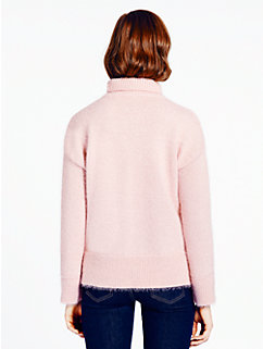 shimmer turtleneck by kate spade new york