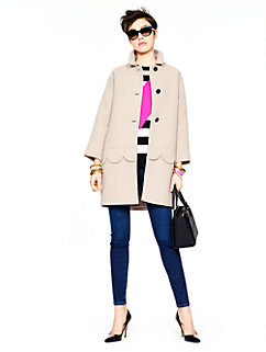 talia coat by kate spade new york