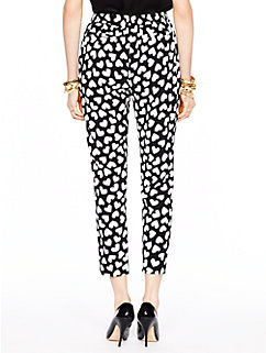 dancing hearts ria pant by kate spade new york