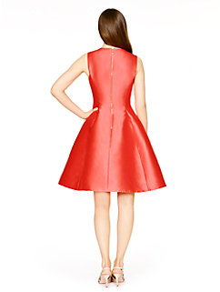 heritage fit and flare dress by kate spade new york