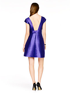 backless mini dress by kate spade new york
