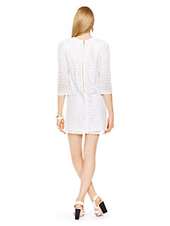 guipure lace ashby dress by kate spade new york