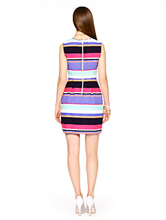 tropical stripe mariam dress by kate spade new york
