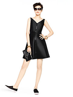 zip up dress by kate spade new york