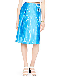 madison ave. collection lorella skirt by kate spade new york