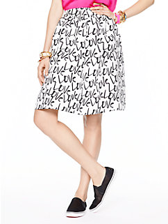 love cupcake skirt by kate spade new york