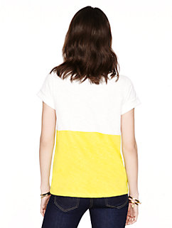 cause a stir tee by kate spade new york