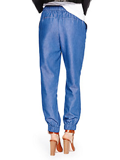 chambray pant by kate spade new york