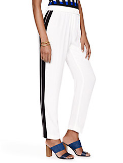 fluid track pant by kate spade new york