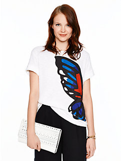 butterfly tee by kate spade new york