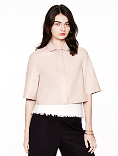 madison ave. collection mariya jacket by kate spade new york