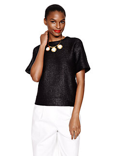 madison ave. collection jordie top by kate spade new york
