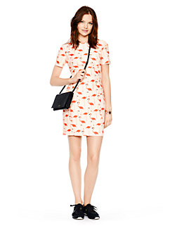 flamingo sheath dress by kate spade new york
