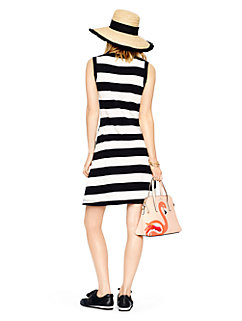 yarn dyed stripe dress by kate spade new york