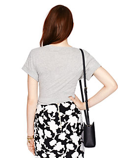 flamingo tee by kate spade new york
