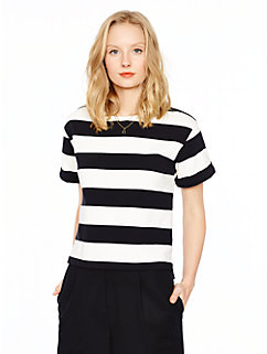 stripe top by kate spade new york