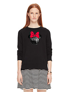 kate spade new york for minnie mouse sweater by kate spade new york