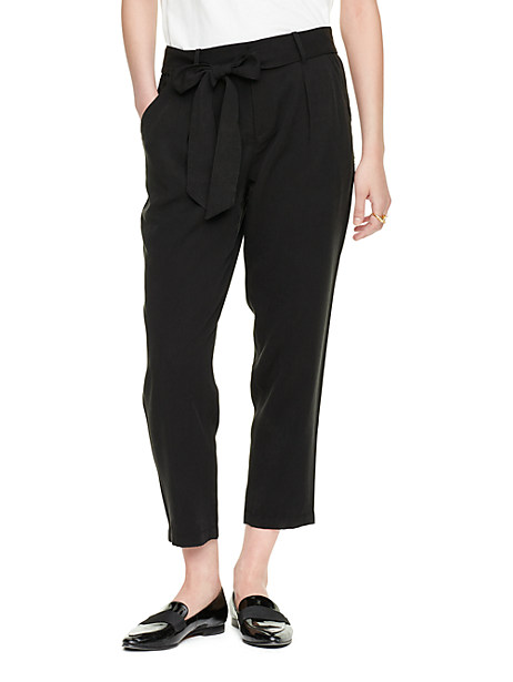 Kate Spade 5 O'clock Trouser, Black - Size 8