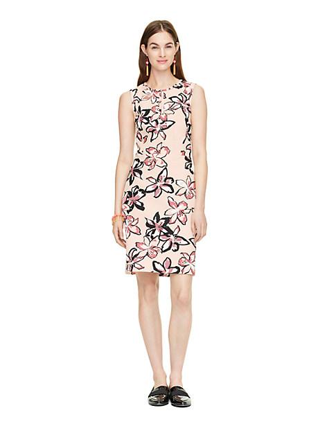 Kate Spade Tiger Lily Emrick Dress, Antilles Bubbles - Size 10