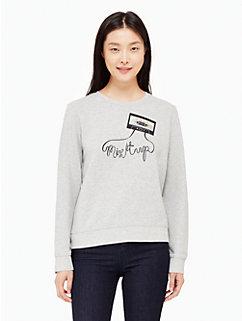 mix it up sweatshirt by kate spade new york