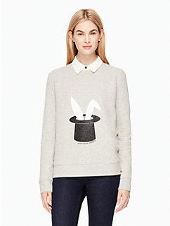 magic trick sweatshirt by kate spade new york