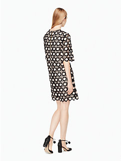 daisy lace shift dress by kate spade new york