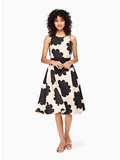 petal stamp dress by kate spade new york