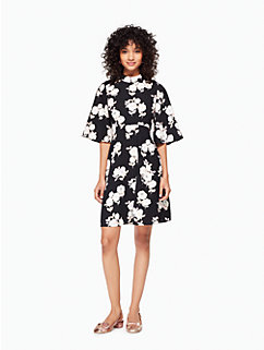 posy floral swing dress by kate spade new york