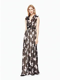 dusk floral jia dress by kate spade new york