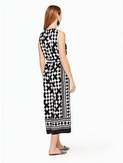 lantern silk jumpsuit by kate spade new york