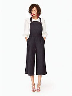 denim overalls by kate spade new york