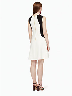 stretch crepe flip dress by kate spade new york