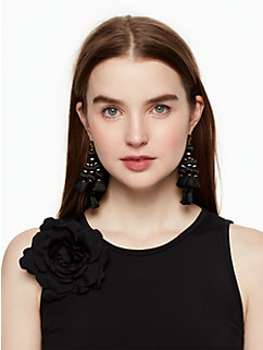 corsage fit and flare dress by kate spade new york