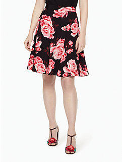 rosa crepe skirt by kate spade new york