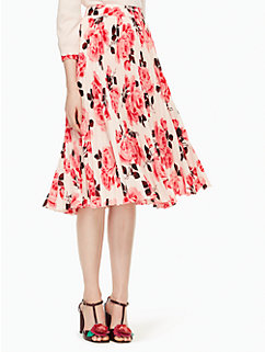 rosa pleated skirt by kate spade new york