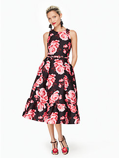 rosa flounce dress by kate spade new york