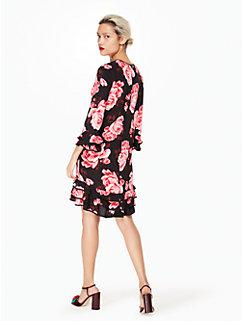 rosa ruffle shift dress by kate spade new york