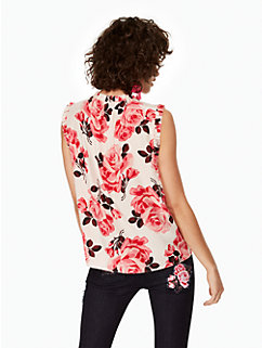 rosa silk top by kate spade new york