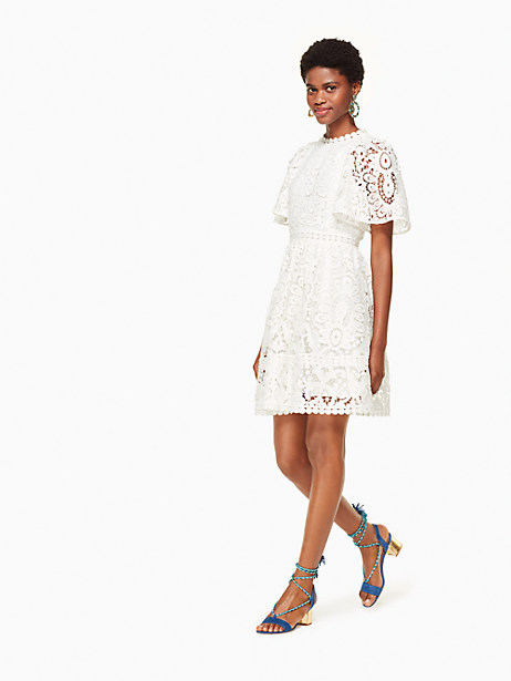 Kate Spade Trudie Dress, Cream - Size 0