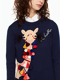 camel sweater by kate spade new york