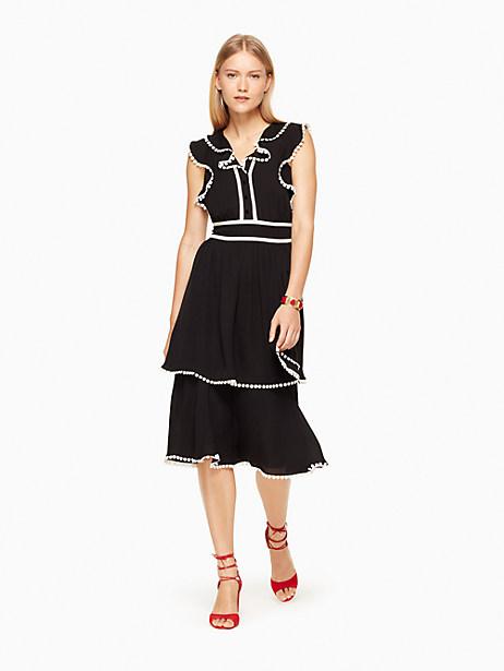 Kate Spade Raylen Dress, Black - Size 0